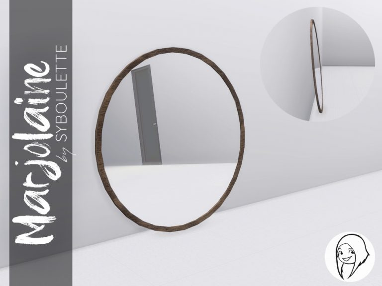 Marjolaine Set Preview Bedroom Mirror