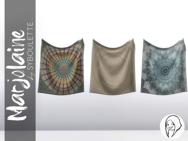 Marjolaine Set Preview Bedroom Tapestry2 1