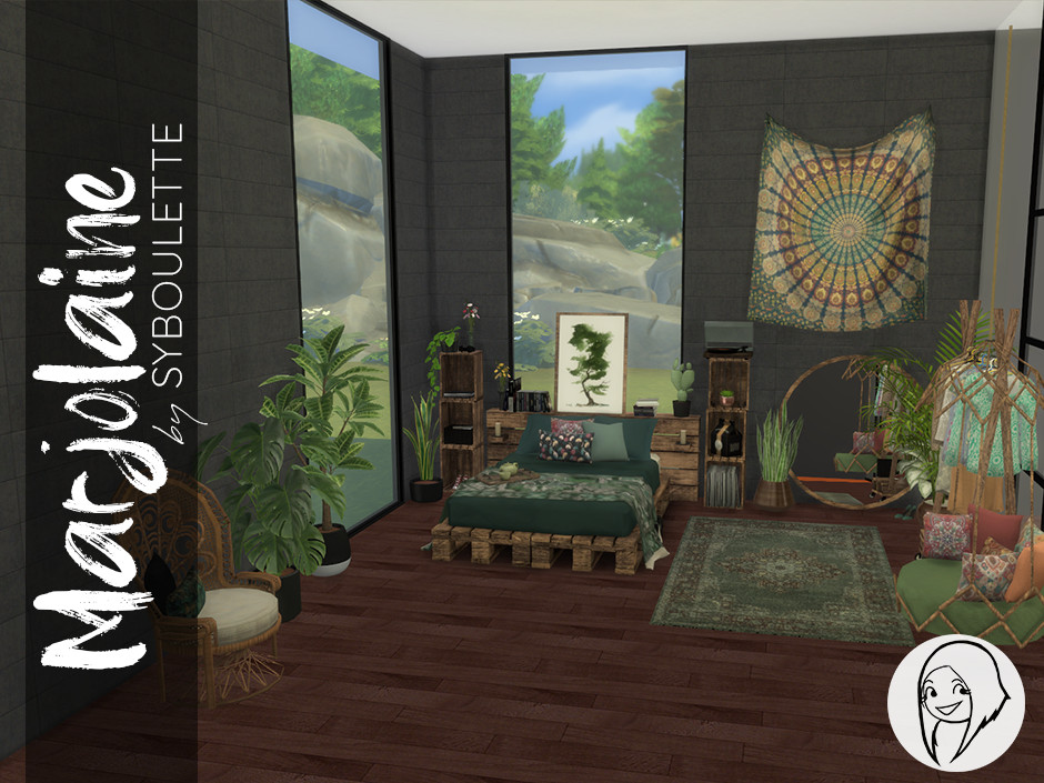 Marjolaine Set Preview Bedroom2