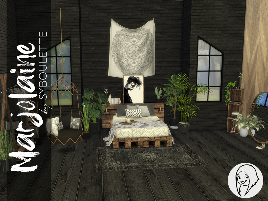 Marjolaine Set Preview Bedroom3