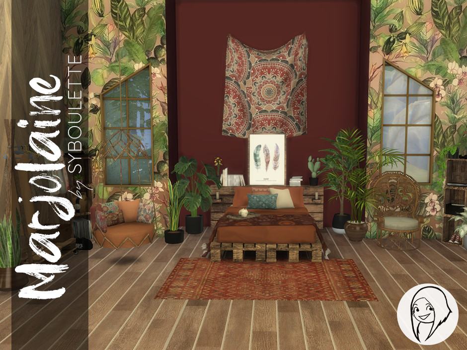 Marjolaine Set Preview Bedroom4