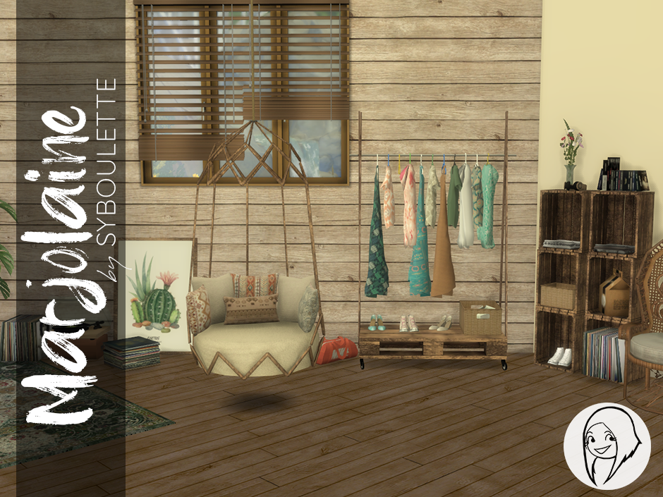 Marjolaine Set Preview Closet