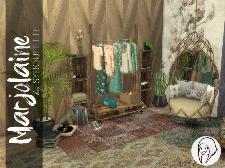 Marjolaine Set Preview Closet3