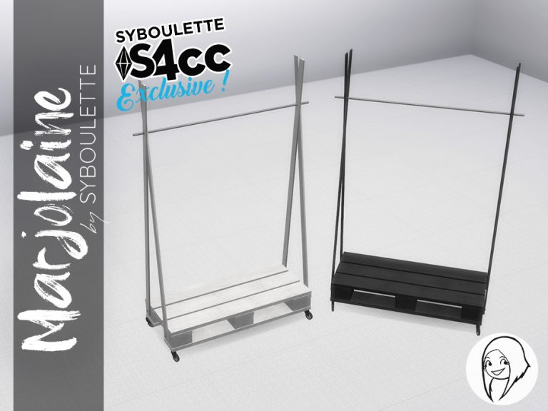 Marjolaine Set Preview exclu rack