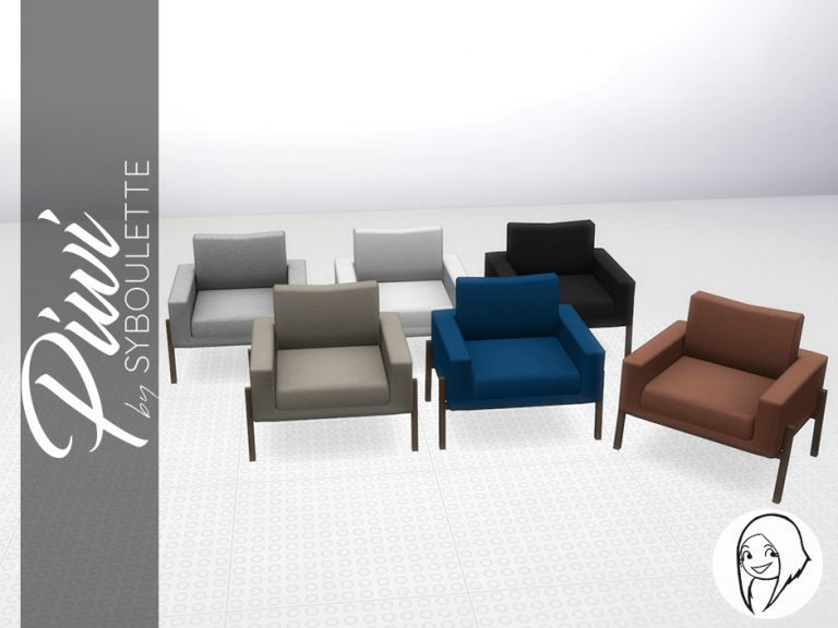 Piwi Set Preview Armchair