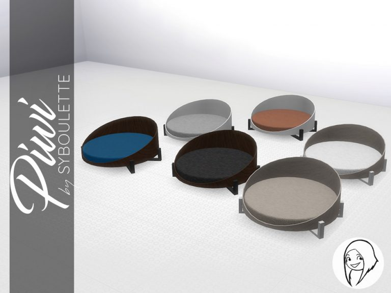 Piwi Set Preview Dog Bed
