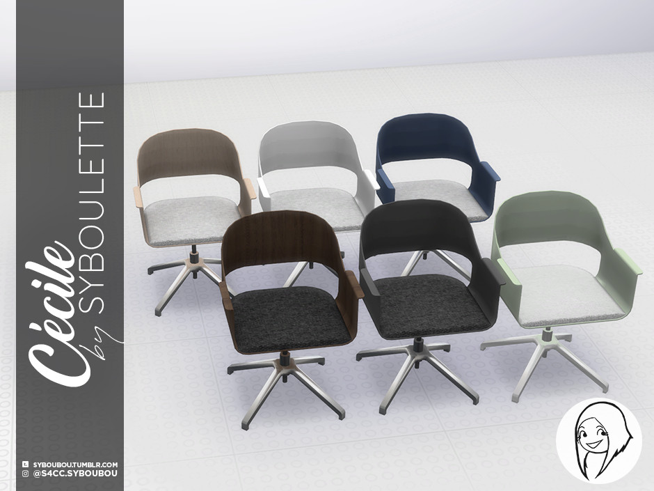 CecileSet Preview chair