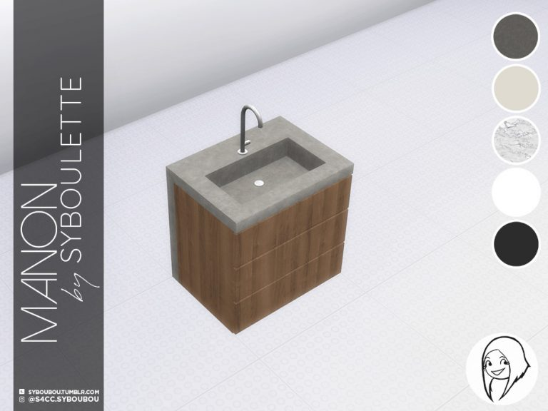 ManonSet Preview Sink