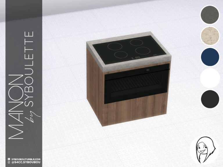 ManonSet Preview Stove